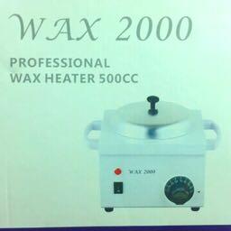 جهاز الشمع المعدني wax2000
