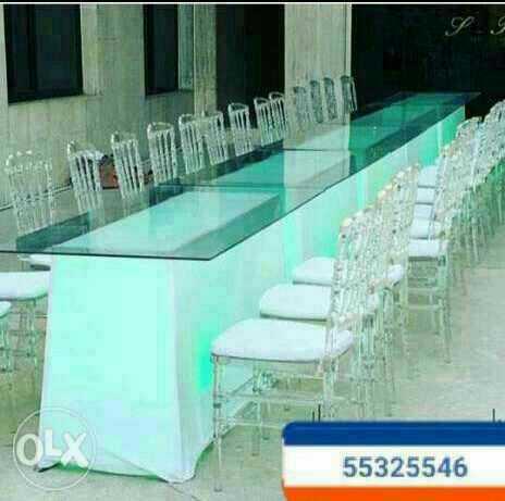 تجهيزات حفلات ومناسبات 55325546