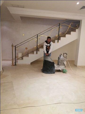 شركة تنظيف وجلي رخام -66651464
