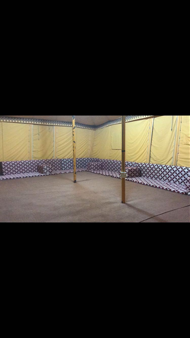 للاجار مخيم بالمطلاع كيلو