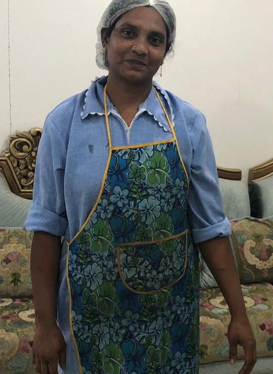 للتنازل طباخه عاملة منزل درجه اولي