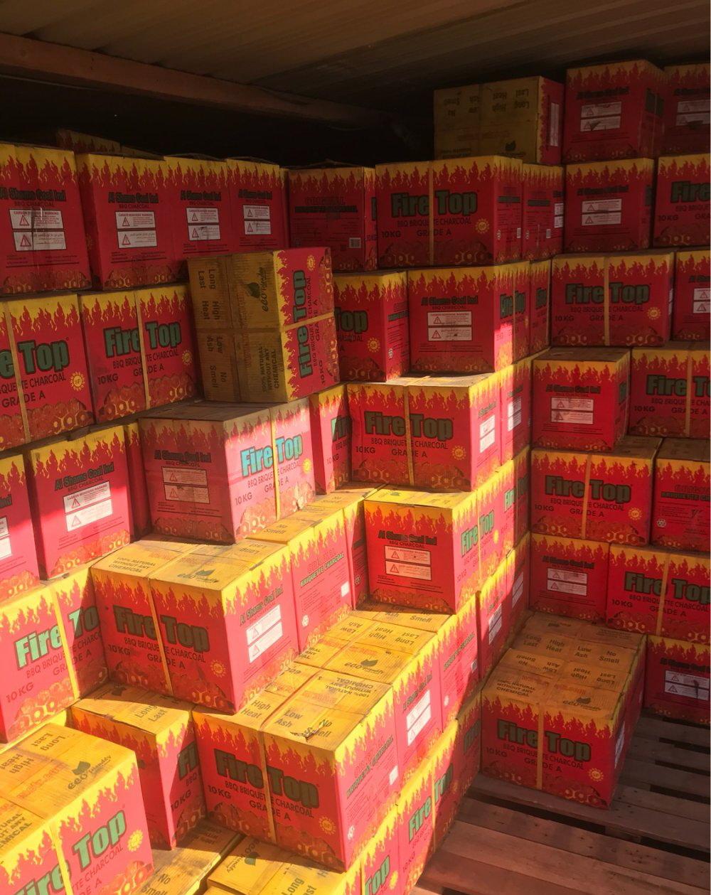 للبيع فحم صناعي تايلندي بالفروانية