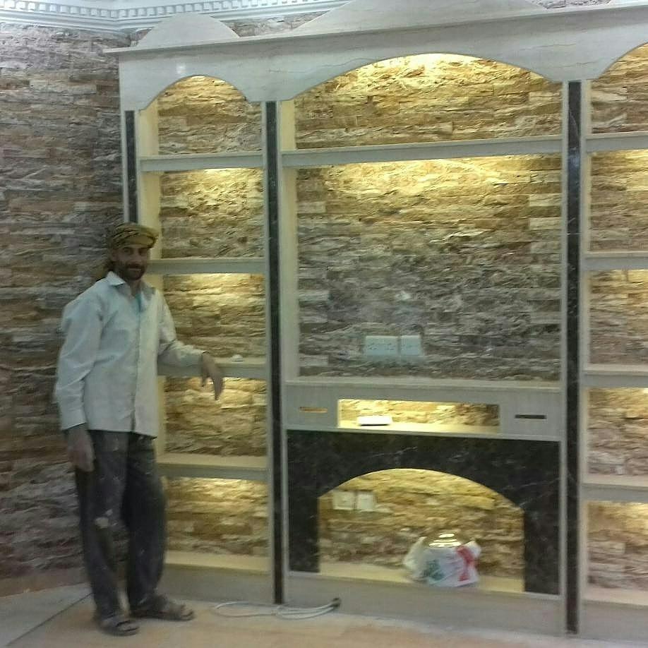تفصيل ونجار مغاسل رخام طبيعي حسب الطلب أبو هشام ت 55545350