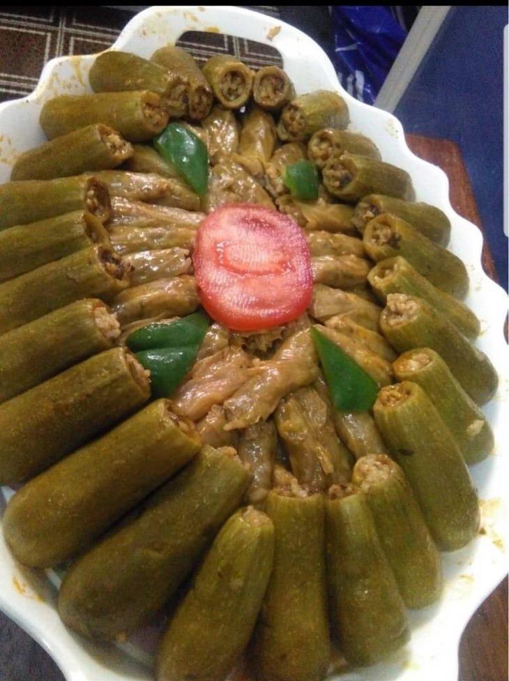 المأكولات سوريه