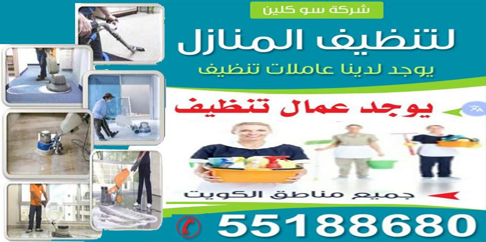 تنظيف منازل 55188680