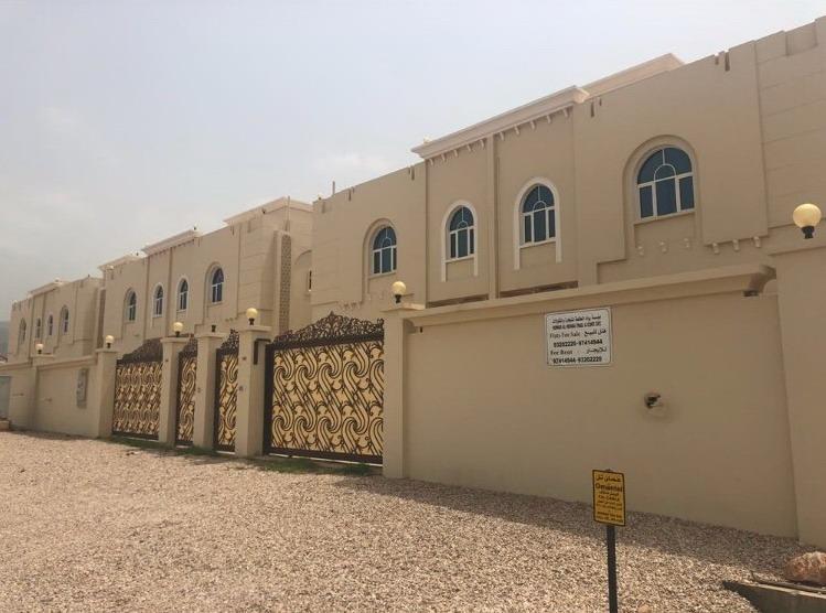 بيوت في عمان (صلاله)