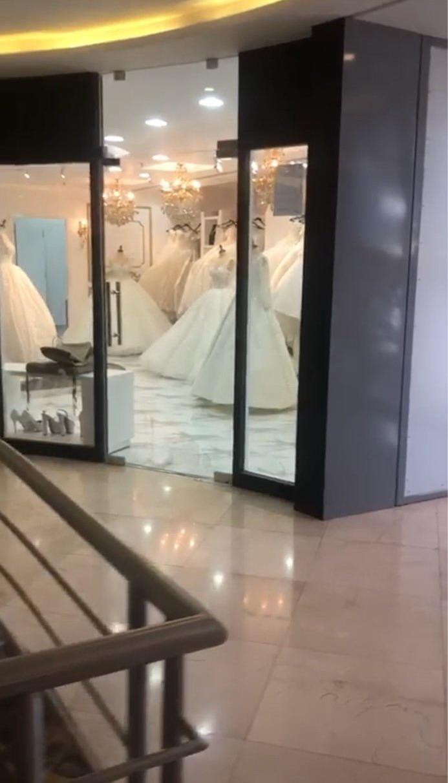 محل فساتين عرايس