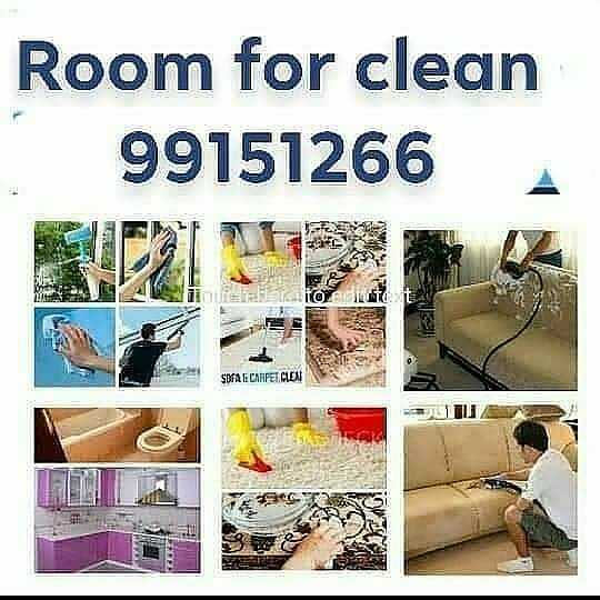 cleaning service  99151266